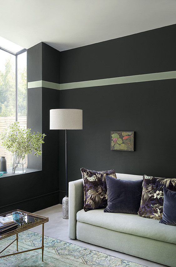 Living Room Painting Design: Colour Scheme Ideas For Luxury Homes